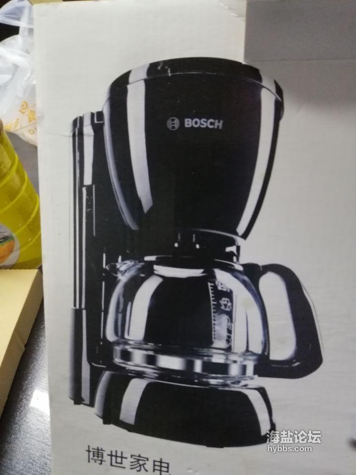 全新咖啡机50元