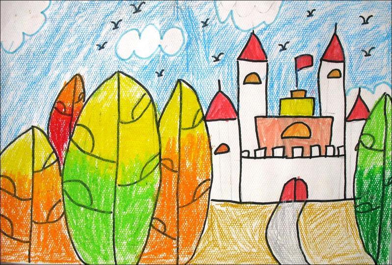 怎样指导儿童画画?