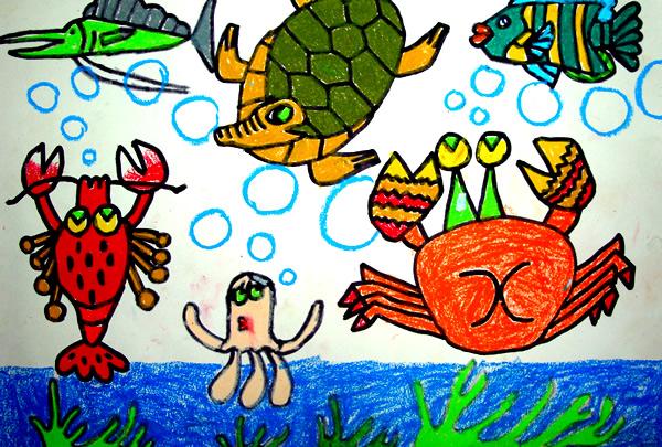 怎样进行幼儿绘画启蒙教育拓展孩子的思维训练?(与家长共探讨)